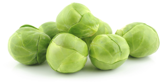how to make brussel sprouts grow faster